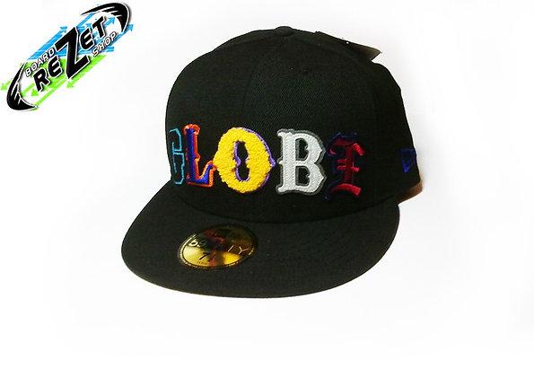 Кепка Globe Southpaw New Era Cap blk