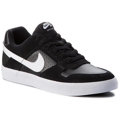 Nike SB Delta Force Vulc BLACK/WHITE-ANTHRACITE-WHITE (942237-010)