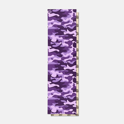 Шкурка для скейтборда Dip Grip CAMO: PURPLE