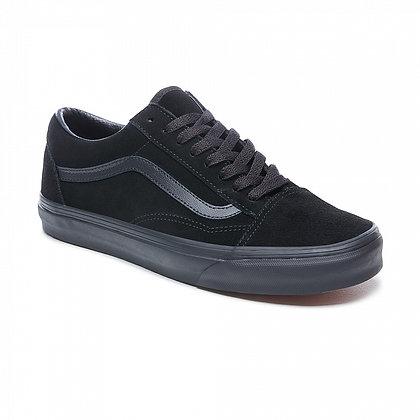 Кеды Vans UA Old Skool (Suede) black/black