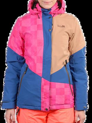Куртка Rehall CANDY raspberry check