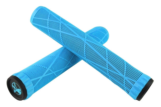 Грипсы Addict OG Grips Bottle Neon Blue