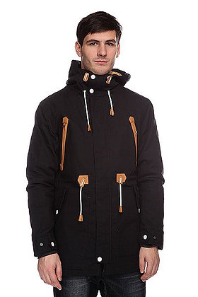 Парка CLWR Urban Parka Black