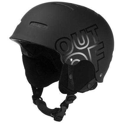 Шлем OUTOF WIPEOUT  Black