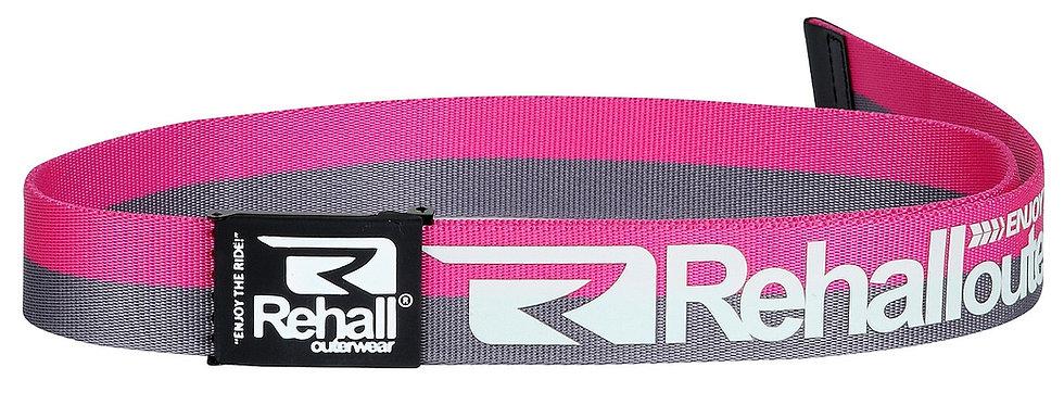 Ремень Rehall BELTZ-R pink/grey