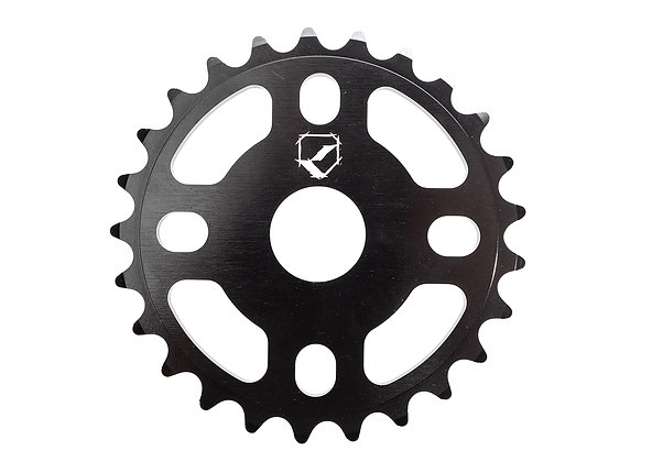 BMX Звезда Code Bikes Propeller (25T) черный