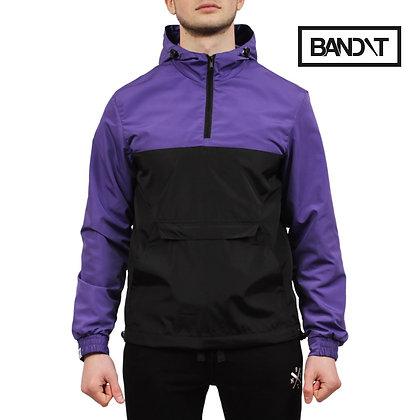 Анорак Bandit  Nw Violet Black