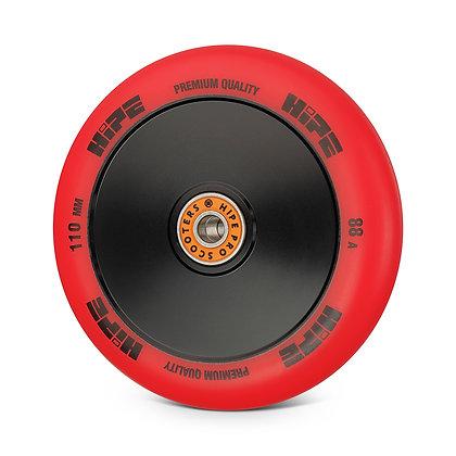 Колеса HIPE  Medusa wheel LMT20 110мм red/core black