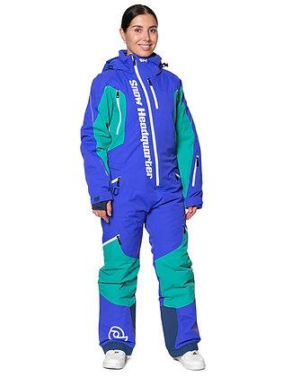 Комбинезон SNOW HEADQUARTER синий