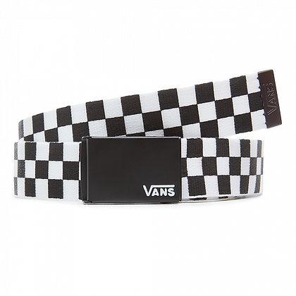 Ремень Vans DEPPSTER II WEB B Black/White