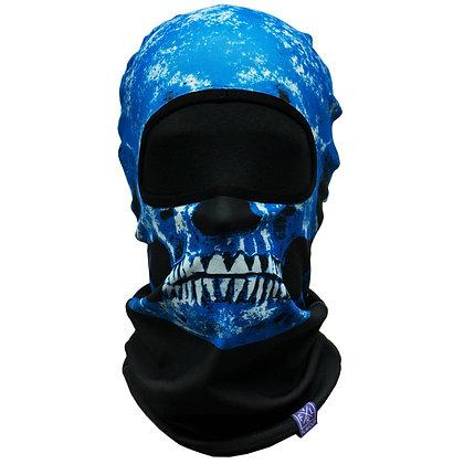 Балаклава Flavour ARC SKULL BLUE