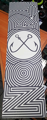 Шкурка для скейтборда Nord Line print
