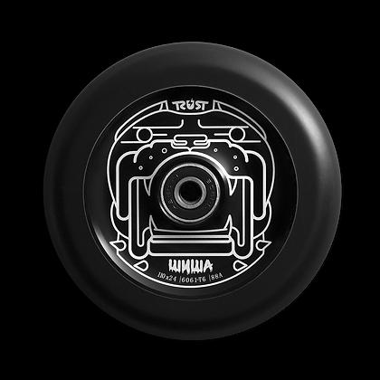 Колеса Trust Шиша V2 110mm Black