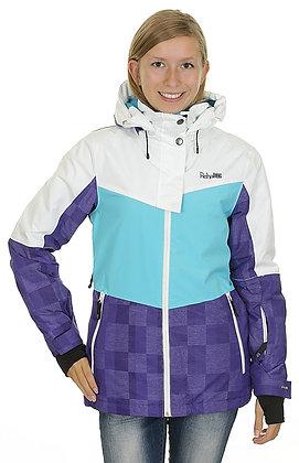 Куртка Rehall COLORADO Purple Magic Check