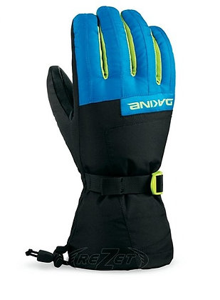 Перчатки Dakine TALON GLOVE PACIFIC LIME