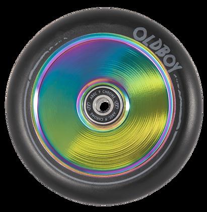 Комплект колес Tech Team 110мм, Hollow Old Boy нео-хром