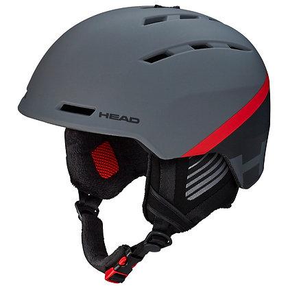 Шлем HEAD VARIUS anthracite/red