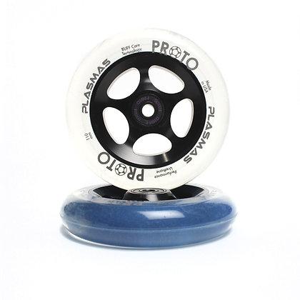 Колеса Proto Plasma 110 мм Clear/Black