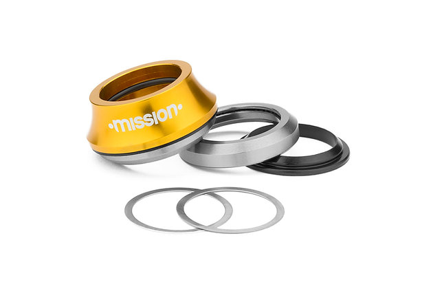 Рулевая Mission Turret Headset Gold