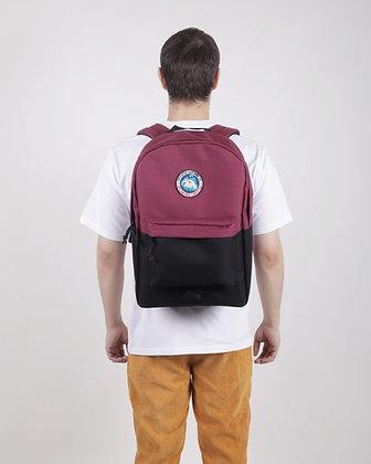 Рюкзак  Anteater bag-crd_bordo-blk