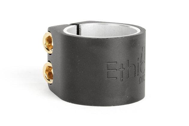 Зажим  Ethic alu basic clamp black