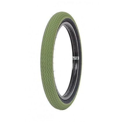 Покрышка Subrosa Sawtooth Tire 20 X 2.35 Army Green