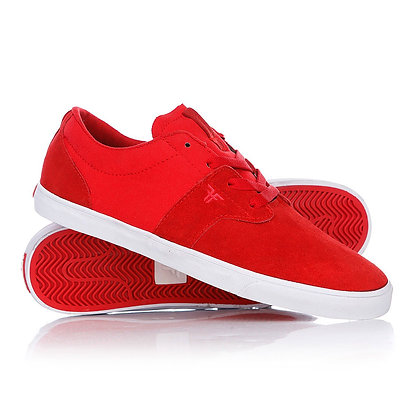 Кеды Fallen Chief XI blood red/wht