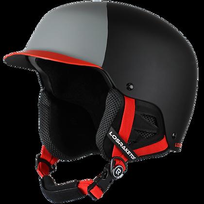 Шлем Los Raketos SPARK BLACK RED