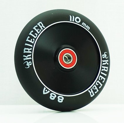 Комплект колес KRIEGER hollow черные (KRW-010BB)