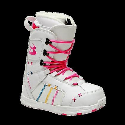 Ботинки Bonza   AIR WOMEN white/pink