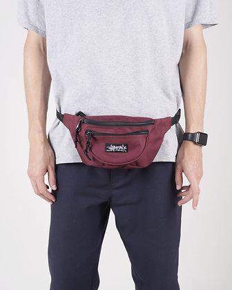 Сумка Anteater waistbag-bordo