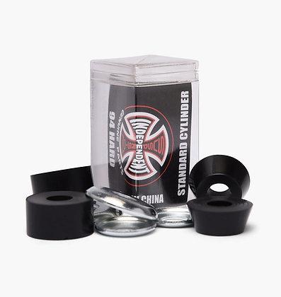 Independent Standard Cylinder Cushions Hard (94a) Black