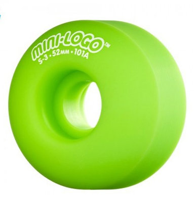 Колеса Mini Logo S3 5201 Green