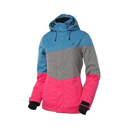 Куртка Rehall Ashley grey melange