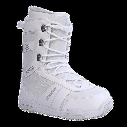 Ботинки Bonza  ZOMBIE white/grey
