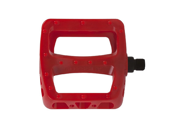 "Педали Odyssey Twisted PC Pedals Colors 9/16"" - Red"
