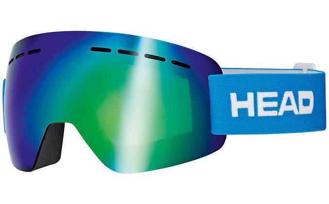 Маска Head Solar FMR blue
