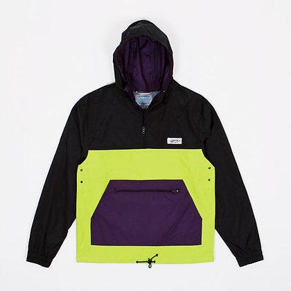 Анорак Anteater combo_neon  с фиолетовым