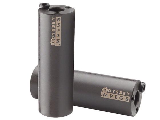 Пеги Odyssey MPEGs Steel Pegs Black (Pair)