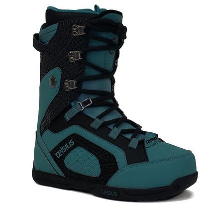 Ботинки Celsius  Cirrus-TradLace Teal\Black