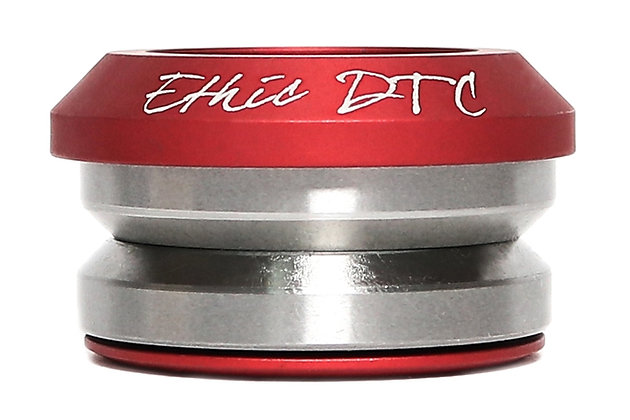 Рулевая Ethic headset basic - red