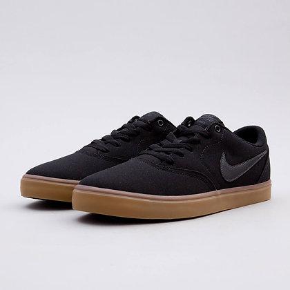 Nike SB Check Solarsoft Canvas black/gum (843896-009)