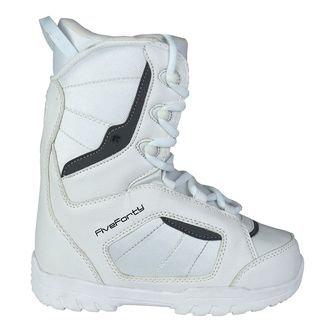 Ботинки  540 Snowboards SUPREME WHITE