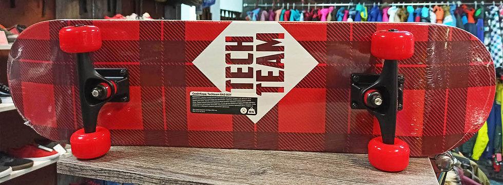 Скейтборд Tech Team Bad Boy 2021 red