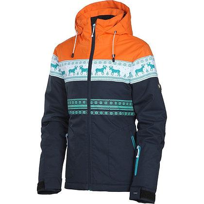 Куртка Rehall DEER-R JR orange poppy