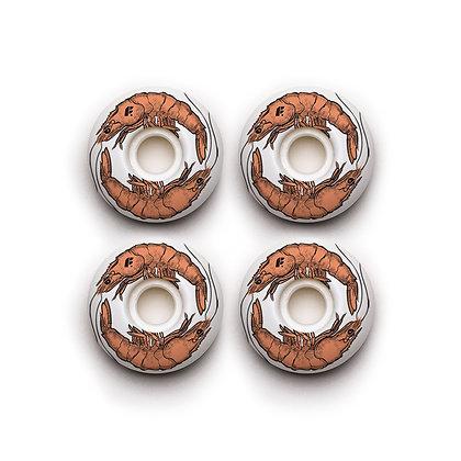 Комплект колес Footwork (COCTAIL 53 мм 60D Форма Classic )