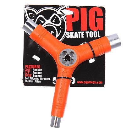 Инструмент Pig Tool - Orange