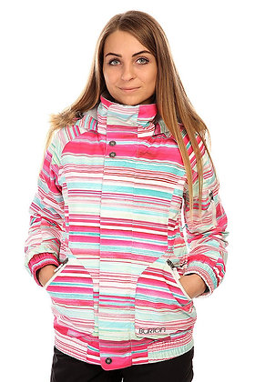 Куртка Burton TRINITY STOUT WHT HITIDE STP