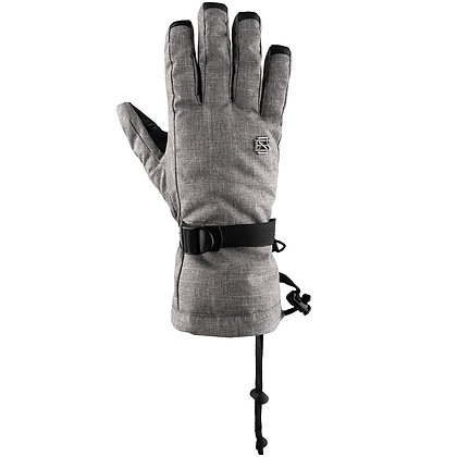 Перчатки BONUS GLOVES - WORKER Grey