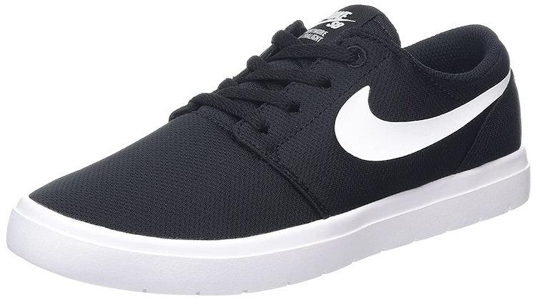 Кеды Nike SB Portmore II Ultralight (GS) black 905211-001